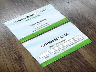 #80 for Design some cool and useful Business Cards by dinesh0805