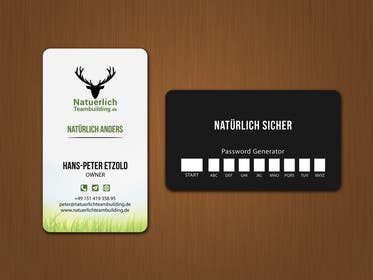 #89 for Design some cool and useful Business Cards by aminul1988