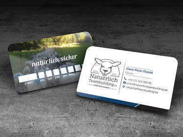 #70 for Design some cool and useful Business Cards by angelacini