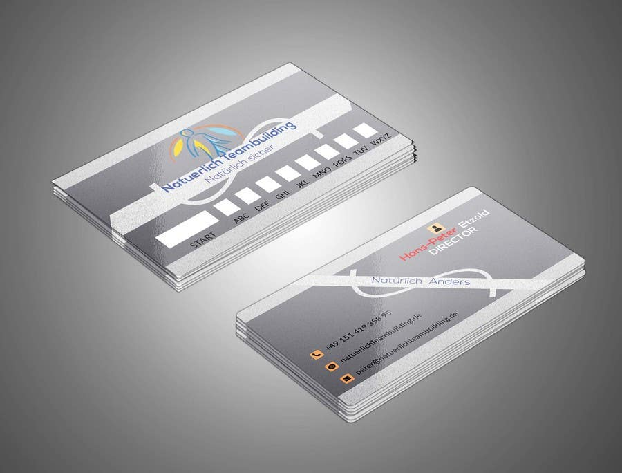 Entry #79 by Arifas2 for Design some cool and useful Business Cards ...