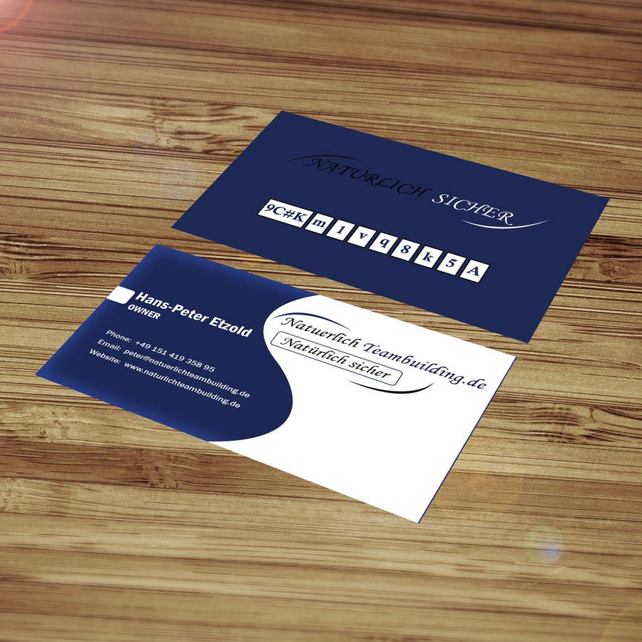 Entry #116 by Bristy2 for Design some cool and useful Business Cards ...