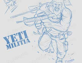 ysfworks tarafından Yeti Illustration for business için no 5