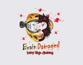 #26 para T-Shirt Design: Brain Damaged por sutanuparh