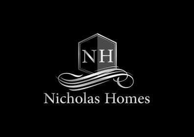#19 for Nicholas Homes Logo Contest af younesjmoula