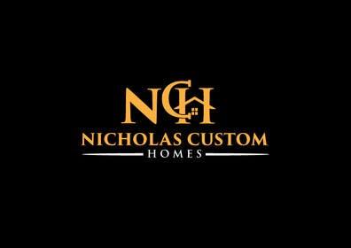 #42 for Nicholas Homes Logo Contest af logofair
