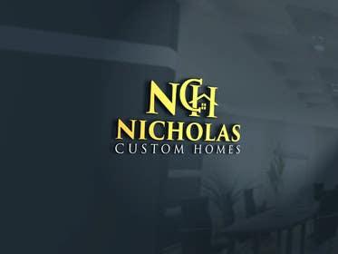#45 for Nicholas Homes Logo Contest af logofair