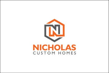 #40 for Nicholas Homes Logo Contest af iakabir