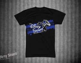 nº 30 pour T-Shirt Design Contest: Dirty Stunt par outlinedesign
