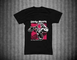 nº 37 pour T-Shirt Design Contest: Dirty Stunt par outlinedesign