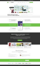 #3 for Website Design - For Content Heavy portal by Nadasol