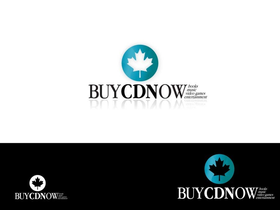 Contest Entry #                                        408                                      for                                         Logo Design for BUYCDNOW.CA