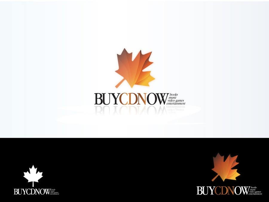 Contest Entry #406 for Logo Design for BUYCDNOW.CA