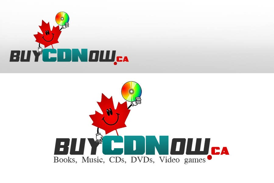 Contest Entry #                                        448                                      for                                         Logo Design for BUYCDNOW.CA