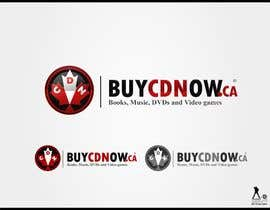 #359 para Logo Design for BUYCDNOW.CA por paalmee