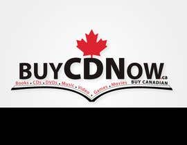 #474 para Logo Design for BUYCDNOW.CA por colgate