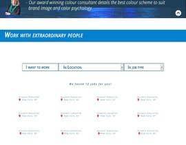 #16 para Design a Wordpress Mockup for one page and install into website por amitedu