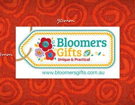 #112 for Graphic design work for Bloomers Gifts by solidussnake