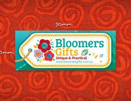 #111 for Graphic design work for Bloomers Gifts af solidussnake