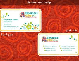 #37 for Graphic design work for Bloomers Gifts af solidussnake