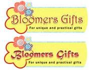 Graphic Design Kilpailutyö #109 kilpailuun Graphic design work for Bloomers Gifts
