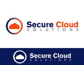 #107 para Logo Design for Secure Cloud Solutions por winarto2012