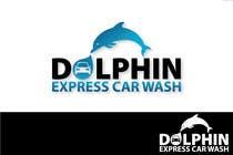 Graphic Design Wettbewerbsbeitrag #167 für Logo Design for Dolphin Express Car Wash