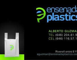 #16 para Business cards Ensenada Plastics por consultorgrafico