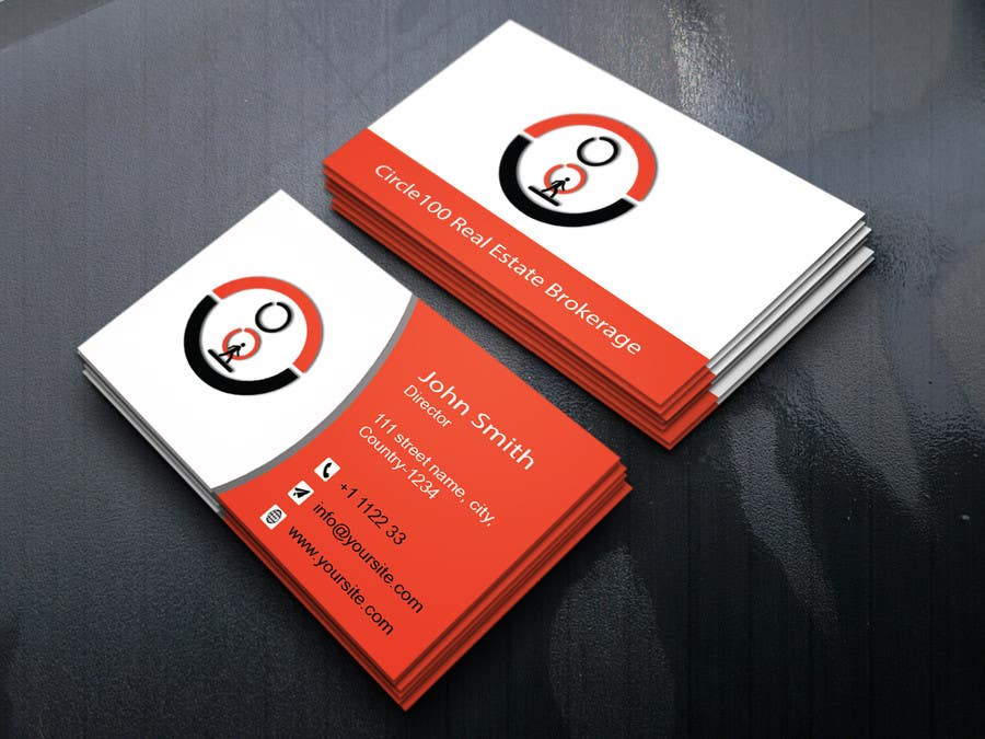 Entry #26 by sisaifsd for Design a 2 sided Business Card & Signage ...