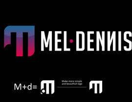 #168 untuk Design a Logo for Mel Dennis oleh ericpetrozza