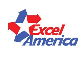#69 para Design a Logo for Excel America de stanbaker