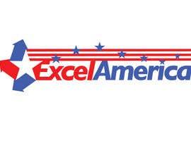 #137 para Design a Logo for Excel America de stanbaker
