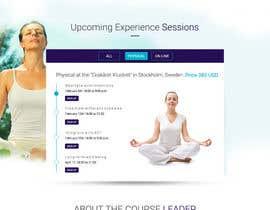 nº 38 pour Build a Website for a meditation movement par webmastersud