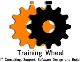 #9 para Logo Design for TrainingWheel por dpeter