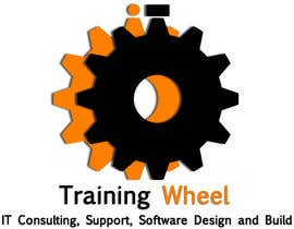 nº 11 pour Logo Design for TrainingWheel par dpeter