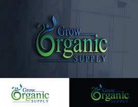 #367 per Grow Organic Supply - logo creation da Rainbowrise