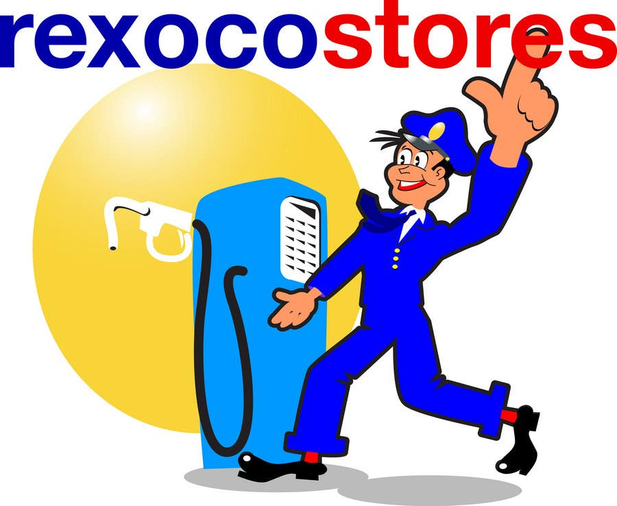 Proposition n°                                        22                                      du concours                                         Illustration Design for Rexoco Stores