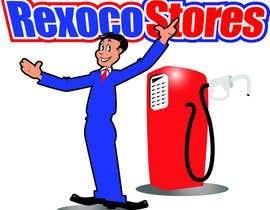 #31 para Illustration Design for Rexoco Stores por stanbaker