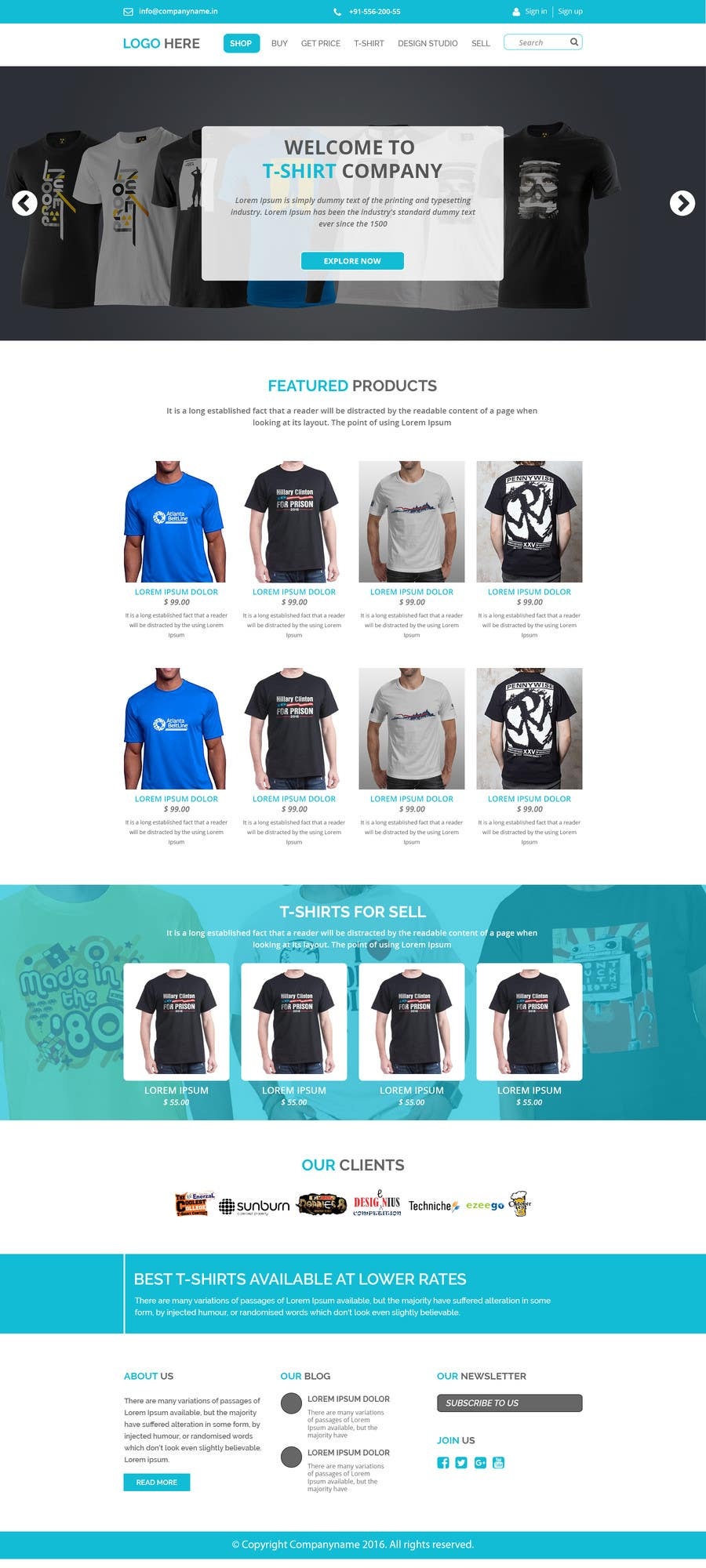 Shirt design rates -  9 For Require Psd For E Commerce Website And Mobile App For Medical Products