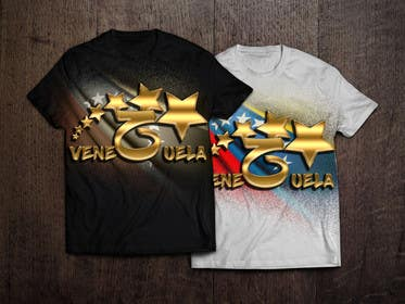 #5 para Design a T-Shirt/Tank-top for upaCachete de nellikersanova