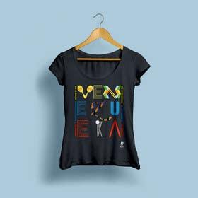 #11 para Design a T-Shirt/Tank-top for upaCachete de clickswar