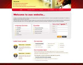 nº 10 pour Website Design for Turbolingvo par Tirthabasu