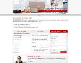 #14 untuk Website Design for Turbolingvo oleh digilogsystemseu
