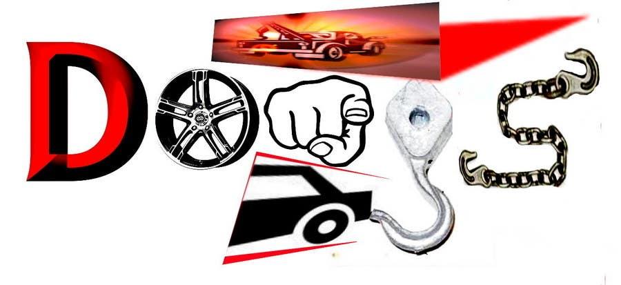 Penyertaan Peraduan #49 untuk Logo Design for Dougs Towing