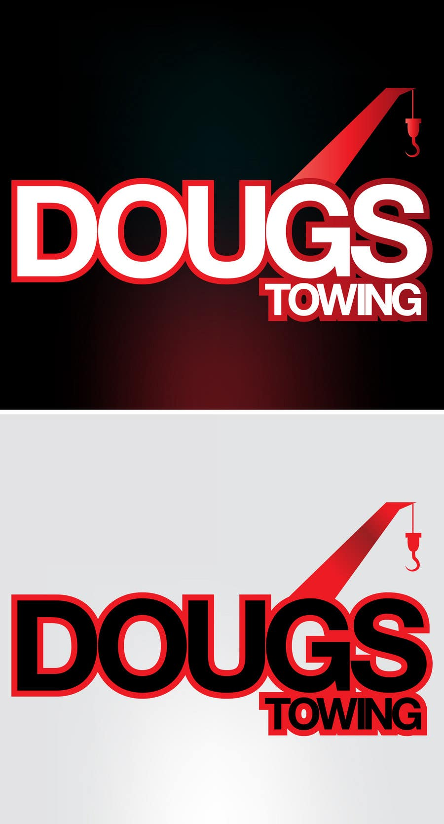 Contest Entry #78 for Logo Design for Dougs Towing