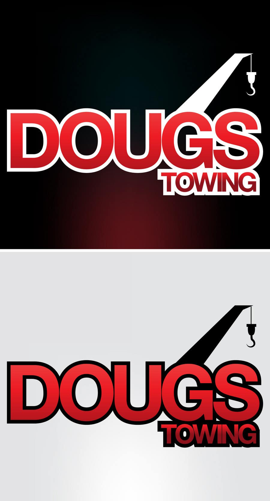 Contest Entry #77 for Logo Design for Dougs Towing