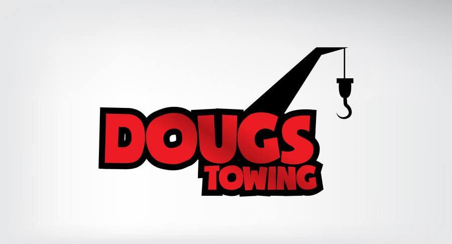 Penyertaan Peraduan #81 untuk Logo Design for Dougs Towing