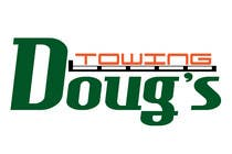 Graphic Design Contest Entry #43 for Logo Design for Dougs Towing
