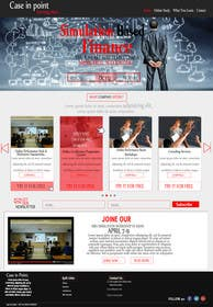#20 cho Redesign my website bởi amirali786119
