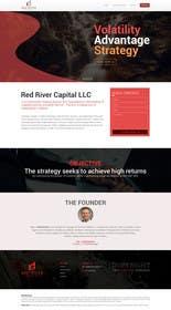 #5 для Web site for financial trading company от saidesigner87