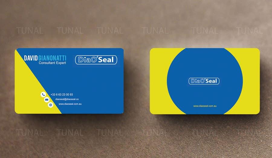 Penyertaan Peraduan #                                        29                                      untuk                                         Design Business Card